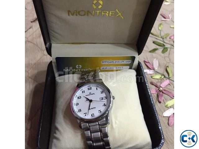 Montrex Watch - used | ClickBD large image 2