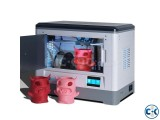 3D Printer World best dual head 3D printer.