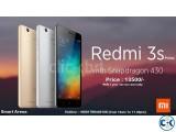 Xiaomi Redmi 3s Prime 32gb 3gb Ram With warranty