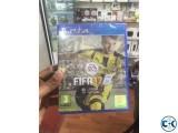 FIFA 17 For PS4 NEW 5000 tk Bangladesh