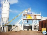 Batching Plant-Used Turkish 60 cbm