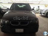 BMW X3 2.5i JEEP- Black Color