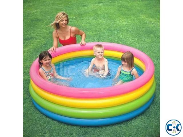 family bath tub intex 58 clickbd. Black Bedroom Furniture Sets. Home Design Ideas