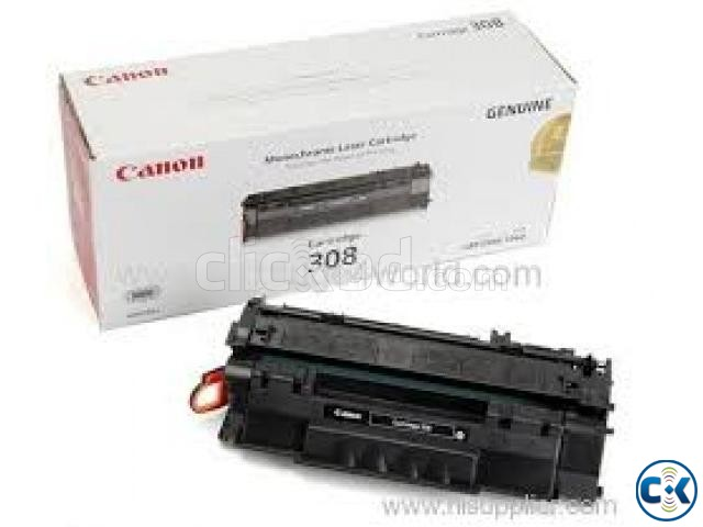 Canon 308 Toner Cartridge for Canon 3300 Printer | ClickBD large image 0