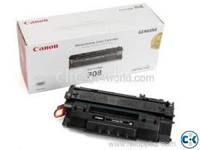 Canon 308 Toner Cartridge for Canon 3300 Printer | ClickBD large image 0