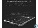 Aiek M4 Dual-Sim keypad Touch Mini Credit Card Size Phone in