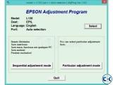 Epson L130 L220 Offline Resetter