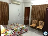 2200Sft. 3 Bed Room fully furnished flat for rent at Banani