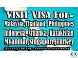 INDONESIA SRILANKA PHILIPPINE VISA