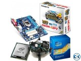 Core i3 2nd Gen - Gigabyte H61 - 8GB RAM