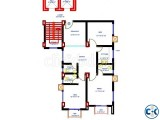 Apartment Sale at Mirpur 15