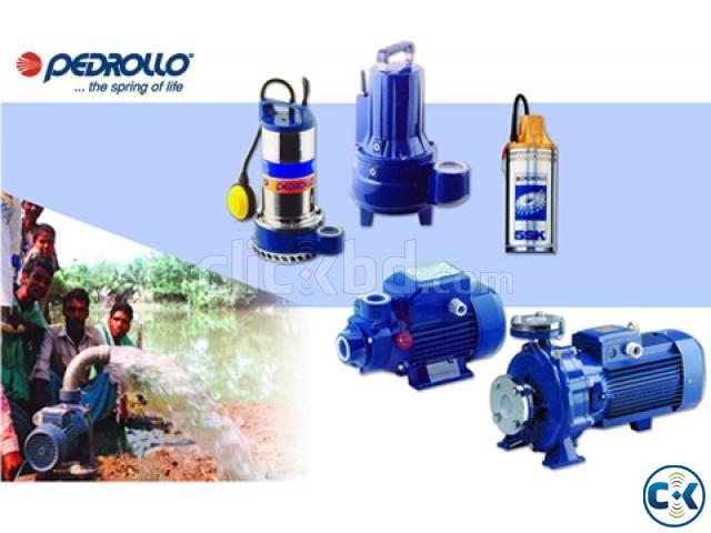 Pedrollo Water Pump Clickbd