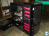 Core i7 pc with warranty papers fantastic condition