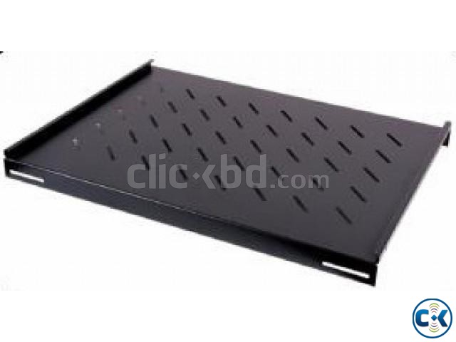 Server Rack sliding shelf Fixed shelf network cabinet | ClickBD large image 1