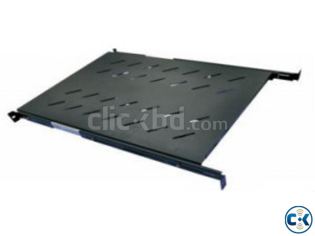 Server Rack sliding shelf Fixed shelf network cabinet | ClickBD large image 3