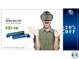 FiiT VR Virtual reality Headset Remote Controller