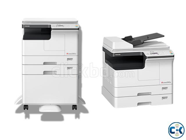 TOSHIBA Photocopier e-Studio 2303A   ClickBD large image 0