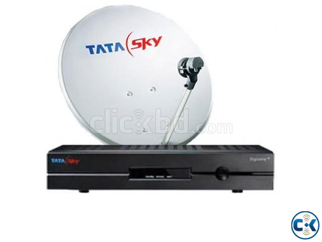 Real Vu DTH Tata sky Receiver For Bangladesh | ClickBD large image 0