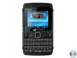 Micromax X606 QWERTY Mobile Dual Sim New