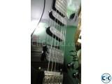 Electric Guitar Grason Blue Diamond
