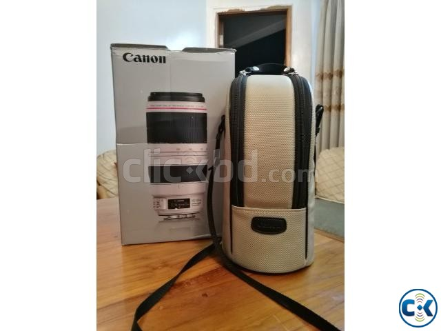 Canon EF 100-400 mm lens | ClickBD large image 1