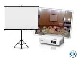 Projector Rent