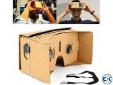 GOOGLE VIRTUAL REALITY 3D GLASSES