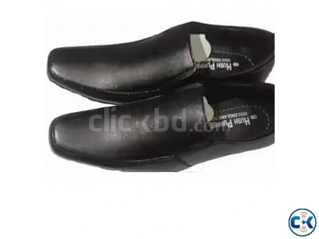 Leather formal shoe Mcfs-903 | ClickBD large image 0