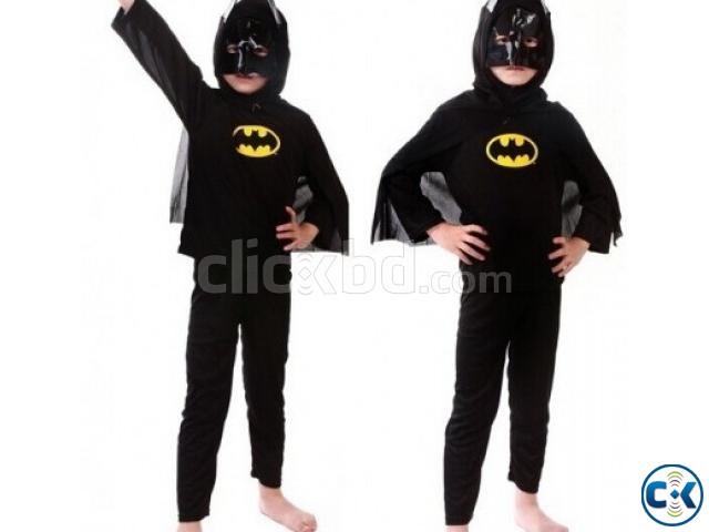 BATMAN COSTUME FOR KIDS   ClickBD large image 0