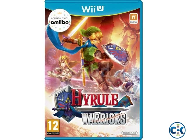 Wii U Game Lowest Price in BD Available | ClickBD large image 1