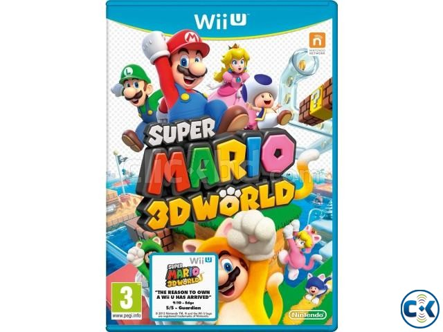 Wii U Game Lowest Price in BD Available | ClickBD large image 2