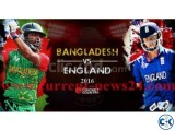 BD vs ENGLAND 1st ODI ticket..... 07.10.2016