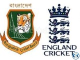 Banglades vs England 2nd ODI Ticket Shahid Mustaque Stand