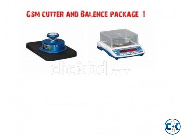 Gsm cutter and Balance package 01  | ClickBD large image 0