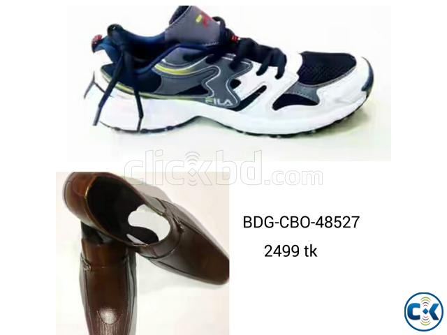 Fila keds China fornal shoe combo offer | ClickBD large image 0