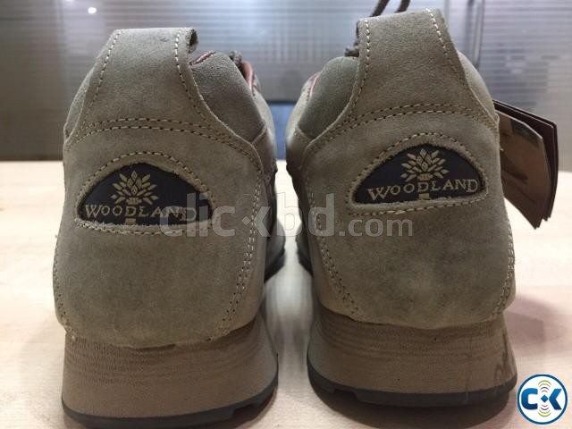 Woodland Men Outdoor Shoes | ClickBD large image 4