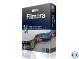 Filmora 7.1.0.0 Video editing software