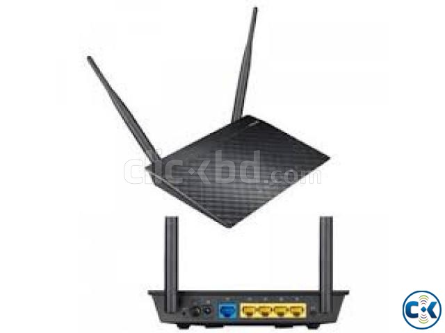 ASUS RT-n12 3-IN-1 ROUTER WIRELESS-N300 | ClickBD large image 0