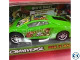 BEN TEN TOY CAR
