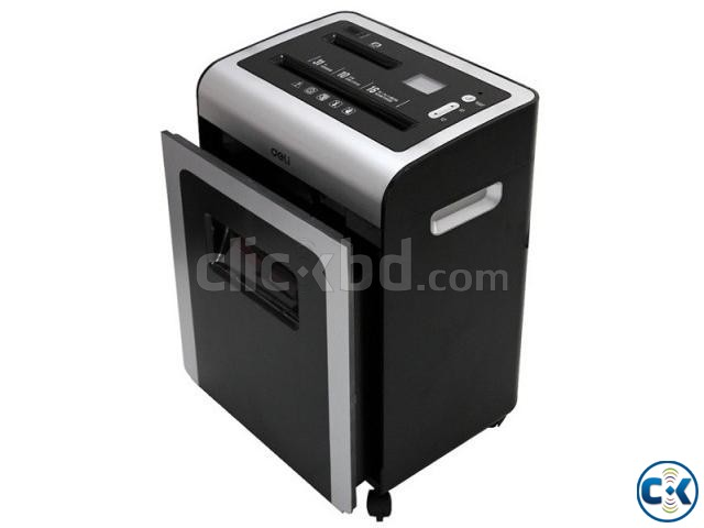 Deli Paper Shredder Machine 9917 | ClickBD large image 0