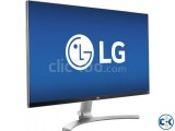 New LG 19 Led monitor 3 years wty