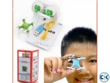 WORLD SMALLEST MINI RC QUADCOPTER