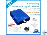 High Quality 3G Mobile Network Signal Booster