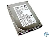 New Hard disk 250Gb sata 1year