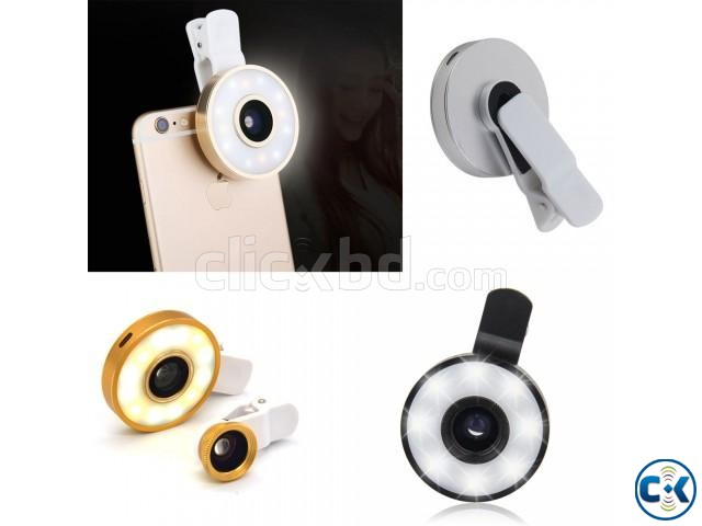 6 in 1 led multi lens home delivery | ClickBD large image 2