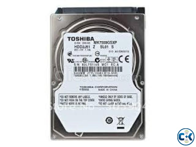 toshiba 640 gb portable hard disk | ClickBD large image 0