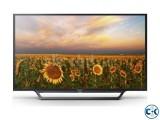 43 INCH W750D SONY BRAVIA INTERNET X-REALITY PRO FULL HD TV