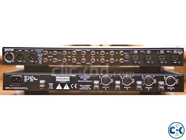 bryston pre power amp | ClickBD large image 1