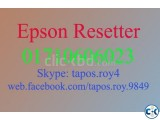 Epson L130-L220 Unlock Resetter