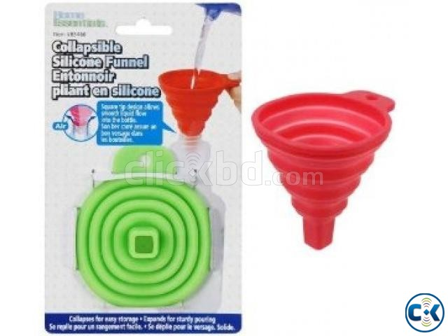 SILICONE FUNNEL | ClickBD large image 0